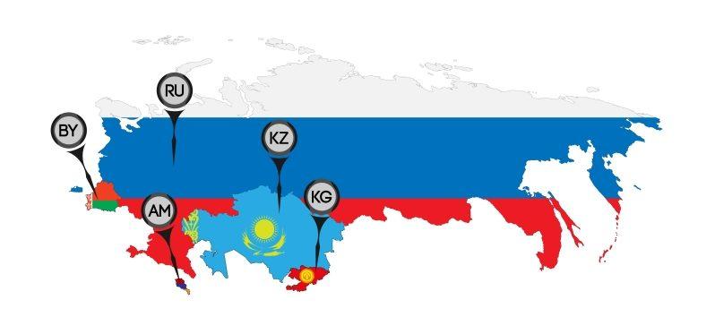 География продаж Завод ТОИМ-КЗ