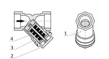 ФММ фильтр магнитный