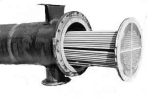 Трубная система подогревателя ПП