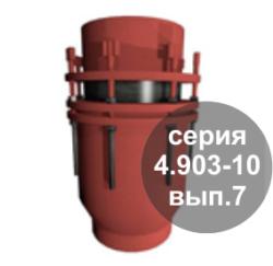 Сальниковые компенсаторы серия 4.903-10