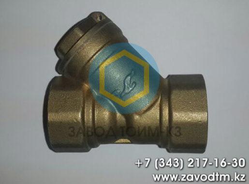Фильтр ФММ магнитный муфтовый латунный