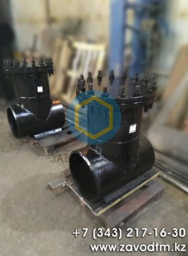 Фильтр пусковой ФПТ для насосов, тройниковые фильтры