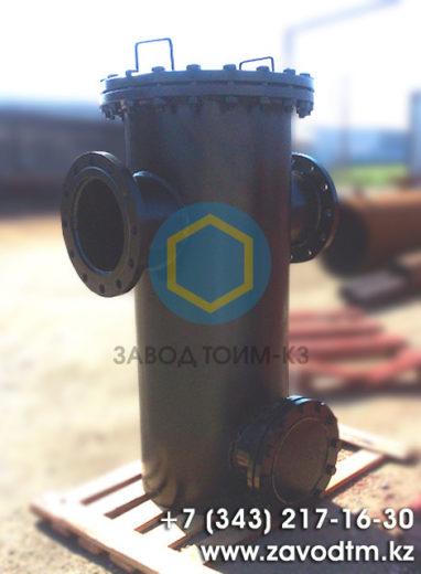 Грязевик ТС-567 Ду 250, вертикальный грязевик