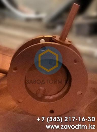 Клапаны ПГВУ пылегазовоздуховодов круглые