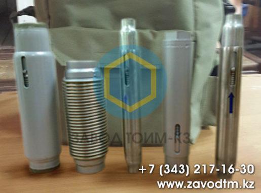 Компенсаторы для отопления сильфонные, в кожухе, декоративные компенсаторы