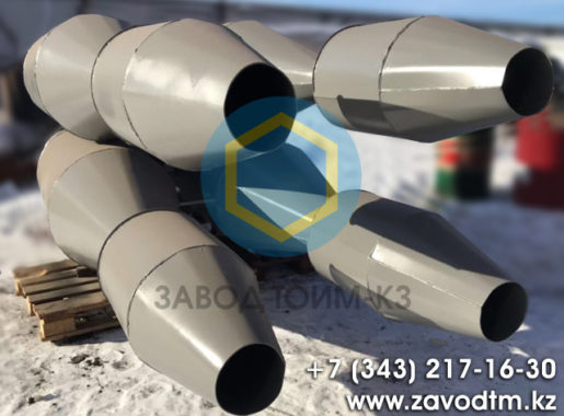 СДК-ЦН-34 нестандартный по чертежу заказчика, групповой циклон СДКЦН