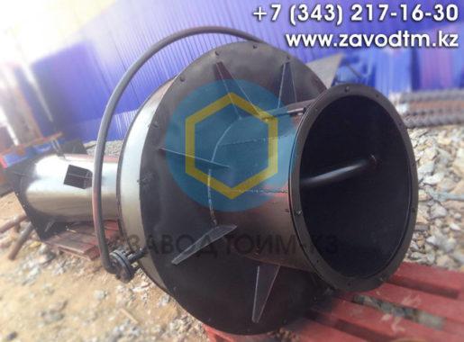 труба вентури для мокрого пылеуловителя КМП-8
